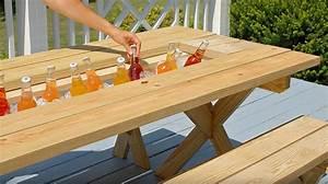 Picnic Table YellaWood