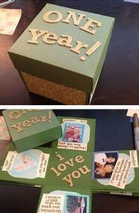 1000 ideas about Anniversary Gifts For Boyfriend on