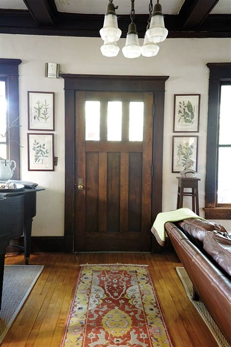 Tour Of A Craftsman Home In Atlanta, Ga  How To Decorate