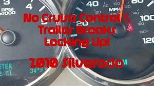 Bad Brake Switch  Trailer Brakes Not