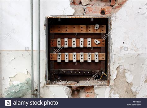 Pipe In Fuse Box by Broken Pipes Stock Photos Broken Pipes Stock Images Alamy