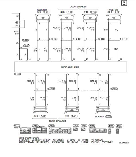 ssl infinty wiring page 4 evolutionm mitsubishi lancer and lancer evolution community
