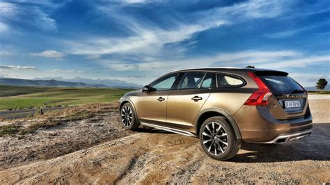 extended test volvo  cross country  awd  video