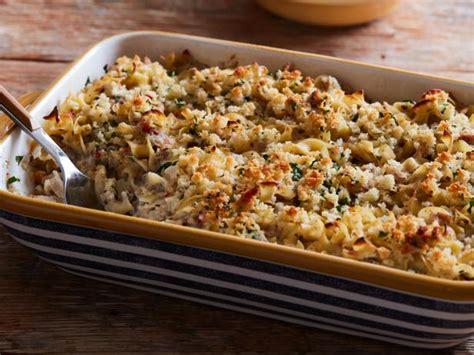 tuna noodle casserole recipe ree drummond food network