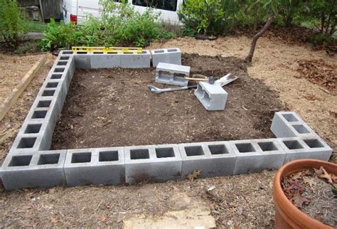 build  floating deck  dirt google search