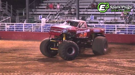 youtube monster trucks racing tmb tv highlights monster truck racing super series