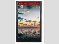 DAKboard A customizable display for your photos