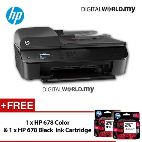 One should be knowing the adequate computer skills to install and update your printer driver manually. HP DESKJET INK ADVANTAGE 4645 PRINTER DRIVER