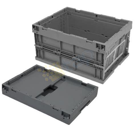 cassette di plastica cassetta in plastica pieghevole