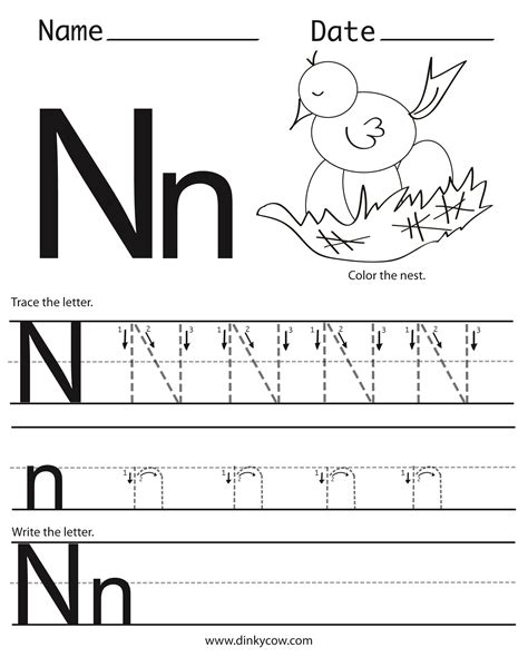 pin by bush on primary letter n worksheet free 123 | 42c9bfab3509ce7d7914f602a127bebd
