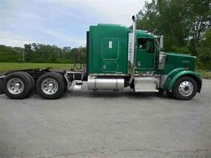 Kenworth W900  2000    Sleeper Semi Trucks
