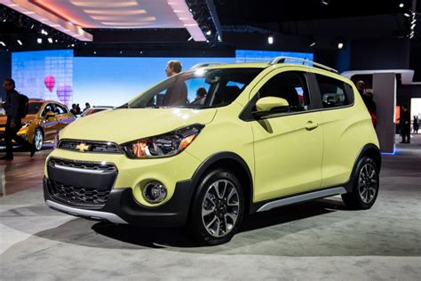 2018 Chevrolet Spark Order Guide  Gm Authority