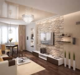 fliesen wohnzimmer modern die besten 17 ideen zu steinwand auf ziegel