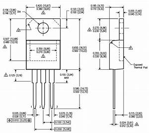 7805 Voltage Regulator Ic  Pinout  Diagrams  Equivalent