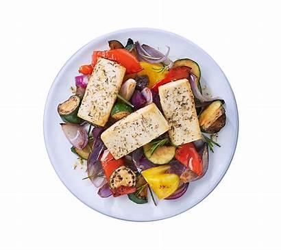 Tofu Roasted Vegetables Baked Recipes