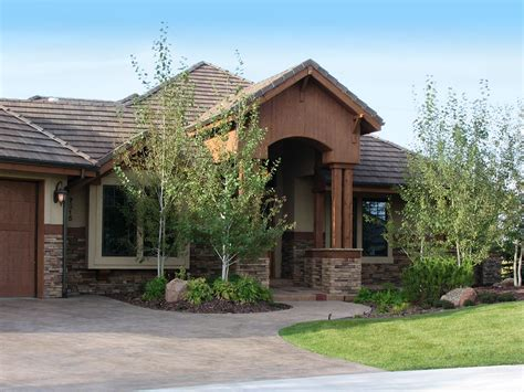 home plans home plan with rv garage 9535rw architectural