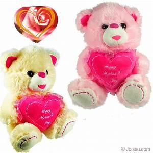 "wholesale 9"" Plush ""Happy Mother's Day"" Heart Bears bulk ..."