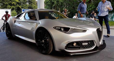Alfa Romeo Mole Costruzione Artigianale 001 Is A Oneoff