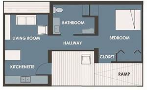 Plans Bedroom House And 50 Square Meters