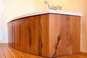 Holz Im Badezimmer : holz im bad schreinerei haas ~ Lizthompson.info Haus und Dekorationen