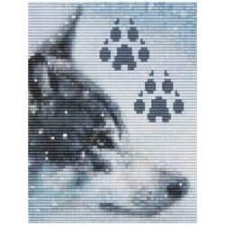 Wolf Bead Loom Patterns