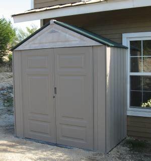 rubbermaid storage shed rubbermaid big max jr 6 9 quot w x 3 3 quot d x 7 6 quot h