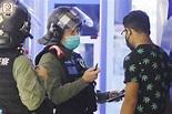 7.21事件14個月網民YOHO示威 南亞漢涉藏武被捕|即時新聞|港澳|on.cc東網