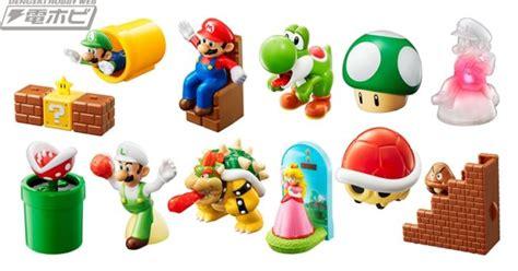 Reino do Cogumelo: Conheça os doze novos brinquedos Mario que serão brindes de McLanche Feliz no ...