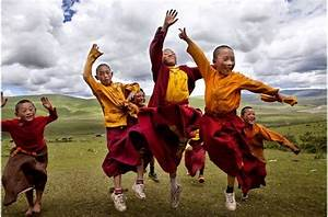 Photo shows life of Tibetan people (6) - People's Daily Online