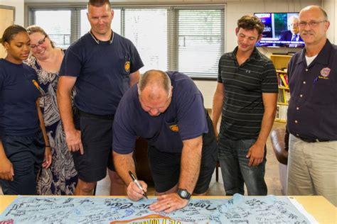 Running Across America for Firefighter Cancer – Legeros ...