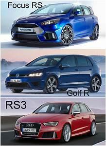 Ford Focus 3 Rs : 2016 ford focus rs vs golf r and audi rs3 hyper hatch photo comparison autoevolution ~ Dallasstarsshop.com Idées de Décoration