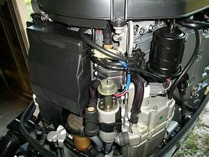 Mercury Outboard Fuel Filter Location