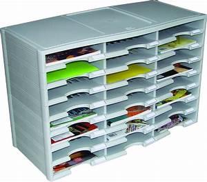 storange rack holder office home supplies organizer With document sorter