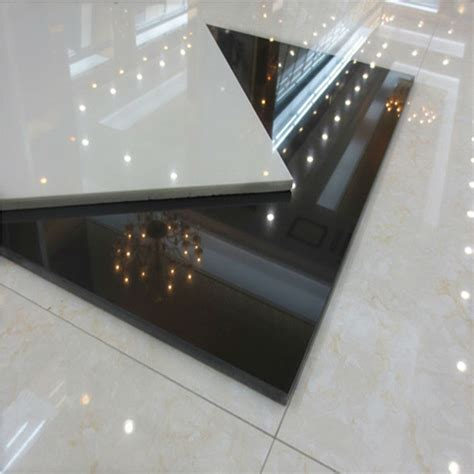 white glossy floor tiles super glossy white polished porcelain tile porcelanato