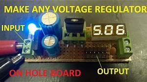 Diagram For 6v Power Supply