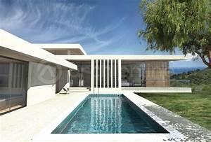 Maison Architecte Plain Pied : maison moderne plain pied architecte ~ Melissatoandfro.com Idées de Décoration