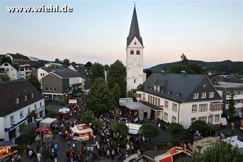 Stadt Wiehl  21 Wiehler Stadtfest Tolle Stimmung Und