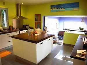 cuisine decoration moderne With décoration pour cuisine moderne