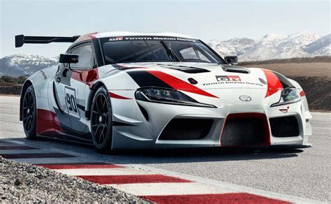 toyota supra gr racing concept   generation