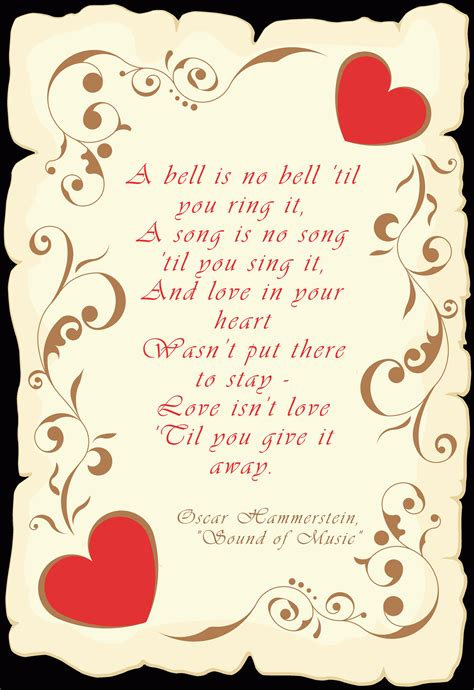 Valentine's Day Card Sayings