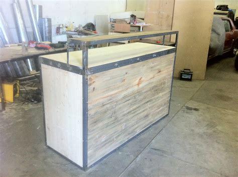 fabriquer un comptoir de cuisine en bois buffet comptoir ralisation with fabriquer comptoir bar