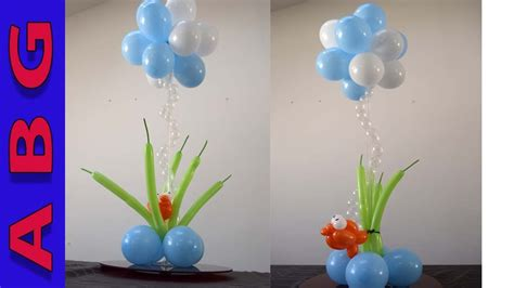 Under The Sea Theme Balloon Centerpiece Party Decorations How To Diy Tutorial Diy Air Conditioner Kits Hdmi To Vga Adapter Noise Reduction Fence Face Mask For Acne With Honey Mosquito Repellent Cream Bird Cage Disinfectant Paracord Survival Belt Robot Lawn Mower Arduino