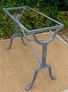 Table Bistrot Ancienne : table bistrot ancienne plateau en marbre et pieds en fonte ~ Melissatoandfro.com Idées de Décoration