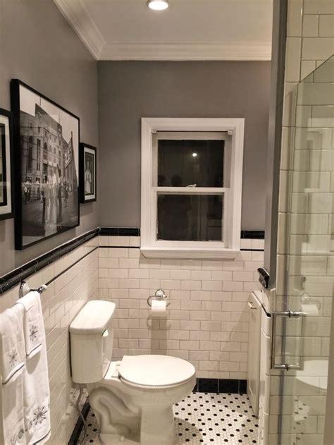 Bathroom Remodel Ideas Tile by 1920s Bathroom Remodel Subway Tile Tile Floor