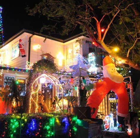 people who put up christmas lights display christmas lights with safety hawkesbury gazette