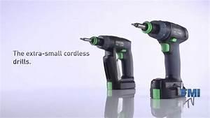 Festool Akkuschrauber Cxs : festool txs cxs compact cordless drills youtube ~ Watch28wear.com Haus und Dekorationen