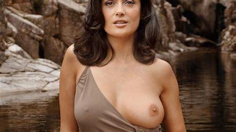 Mexican American Film Actress Salma Hayek Sex Tape Video