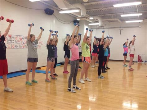 Physical Education Classes Give Students More Options
