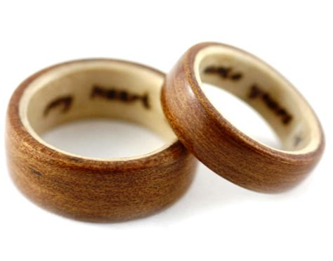 with wedding rings couples make a statement woodworking network
