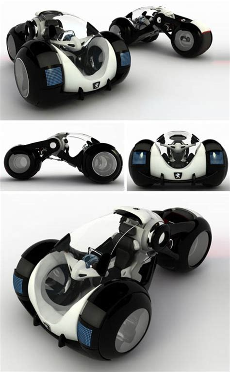 Future Shocks 5 Incredible Concept Cars & Cool Prototypes